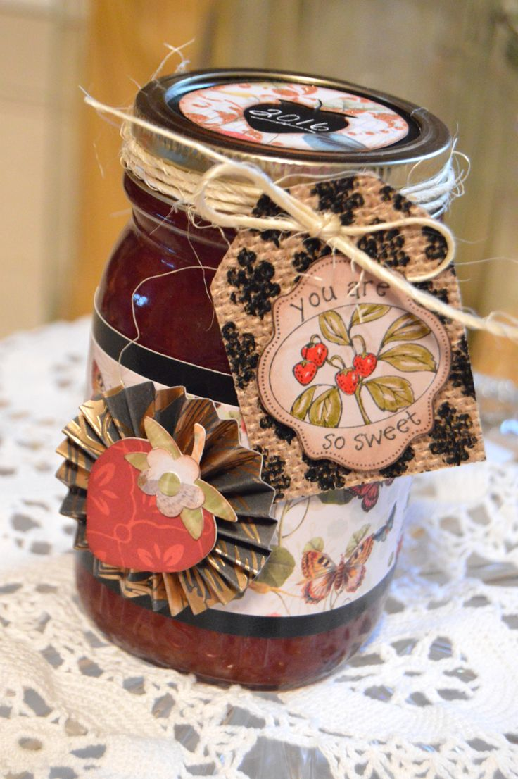 mason jar tags jars decor project projects gift packaging cute gifts