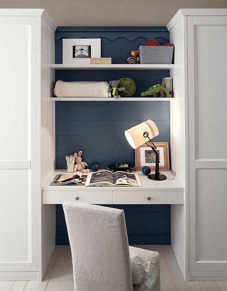 Scrivania Nuovo Mondo di Scandola Mobili. / Nuovo Mondo desk by Scandola Mobili. #Nuovomondo #Scandola #bedroom