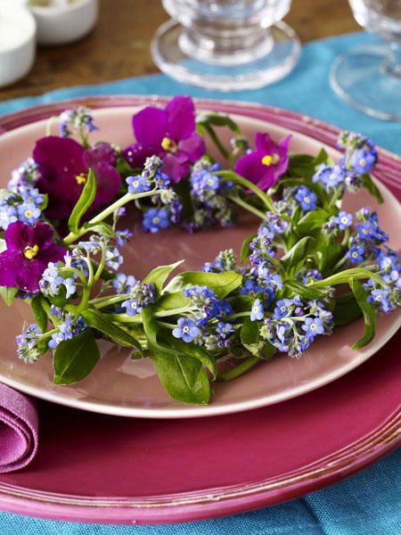 Szerelmes tavaszi koszorúk!