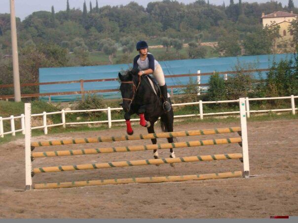 Jumping with Rubbio