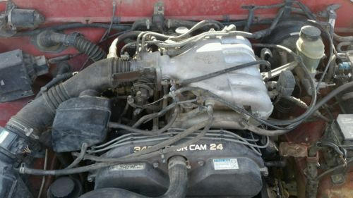 1995 - 2001 TOYOTA TACOMA 4-RUNNER 3.4 V-6 ENGINE ASSEMBLY