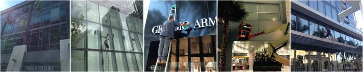 Clearview Building Services serves all major malls, shopping centers and entertainment complexes with customized programs to meet all aspects of storefront maintenance like window cleaning, pressure cleaning etc.