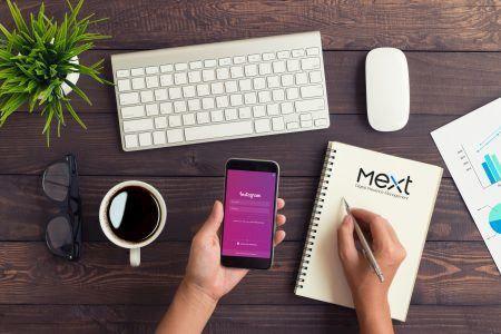 Instagram - užitečný nástroj pro malé a střední firmy.  https://www.mext.cz/blog-digital-presence-management/clanek/instagram-uzitecny-nastroj-pro-male-a-stredni-firmy