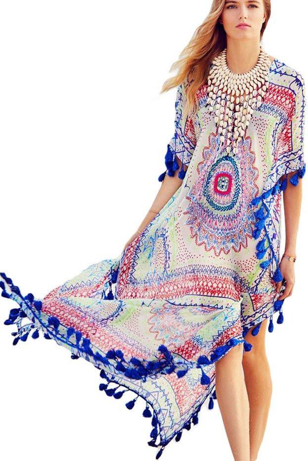 les 25 meilleures id es de la cat gorie robe de plage longue sur pinterest longue plage robe. Black Bedroom Furniture Sets. Home Design Ideas