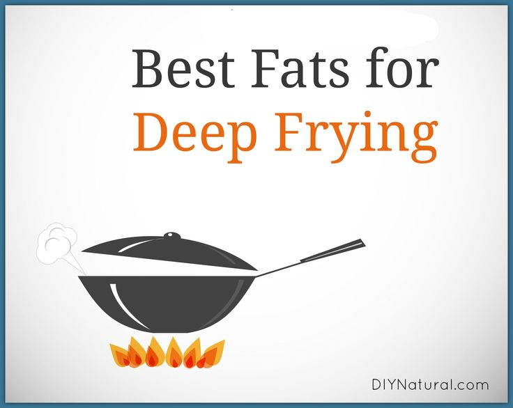 Learn the best oil for deep frying foods and also learn whether common beliefs about cooking with fats are actually truth, or myths. Let's take a deep and greasy look!