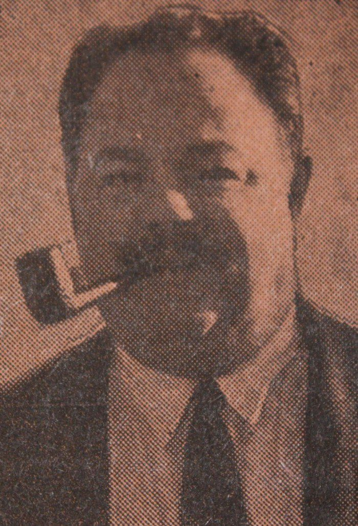 Louis Kessel—Nucky Johnson's driver, valet, bodyguard and all-around loyal friend (whose name is Eddie Kessel in the HBO Boardwalk Empire series)— was killed in October 1944, passing through Egg Harbor City on the back home from visiting with Nucky in prison —someone broadsided his limo.