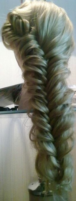 i´ll make my hair as much as I can (my hair is already very long) grow to do this!