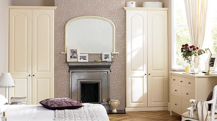 Traditional Cream Style, Wardrobe Doors & Drawer Fronts, Fitted Bedroom Furniture