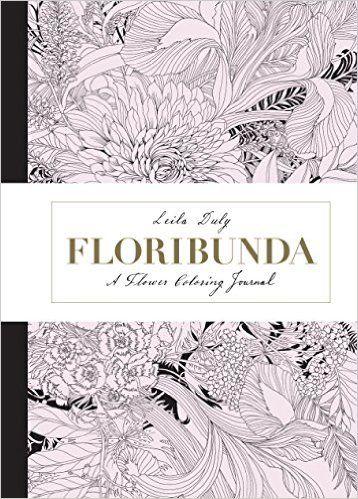 Floribunda Journal by Leila Duly video flip through - https://youtu.be/2nGWoXREmPA