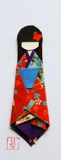 Muñecas japonesas de papel: INSTRUCCIONES MUÑECA DE PAPEL (02) PAPER DOLL NUMB...