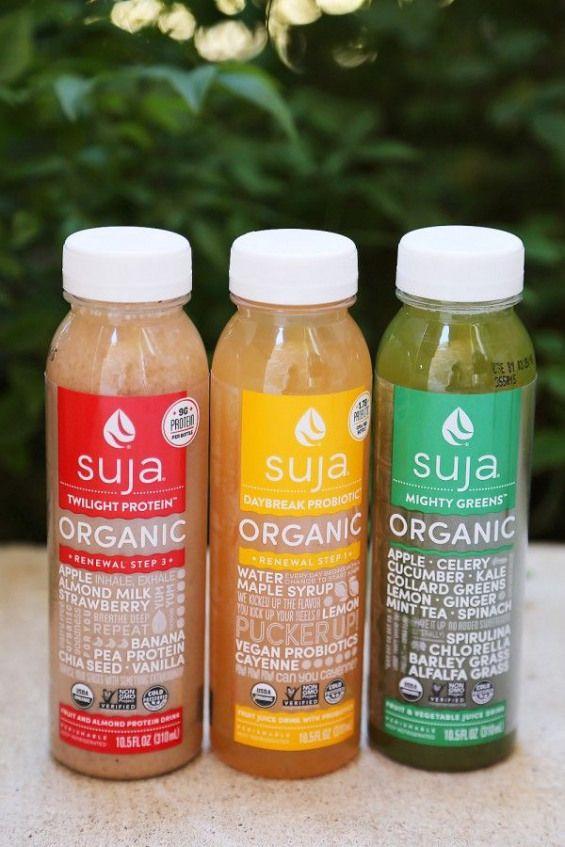 1 Day Renewal Suja Juice Cleanse 15 Tips For Healthy Living Detoxdrinks Resep Makanan Sehat Makanan Sehat Resep Makanan