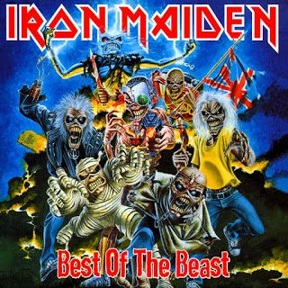 Metallifer Blog: Iron Maiden - The Soundhouse Tapes (1979)