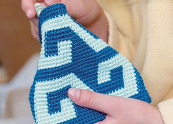 Crochet Wedding Gifts Mitla Purse By Carol Ventura