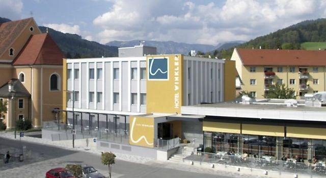 Hotel Restaurant Winkler - 4 Sterne #Hotel - EUR 62 - #Hotels #Österreich #Mürzzuschlag http://www.justigo.de/hotels/austria/murzzuschlag/restaurant-winkler-gmbh_47552.html