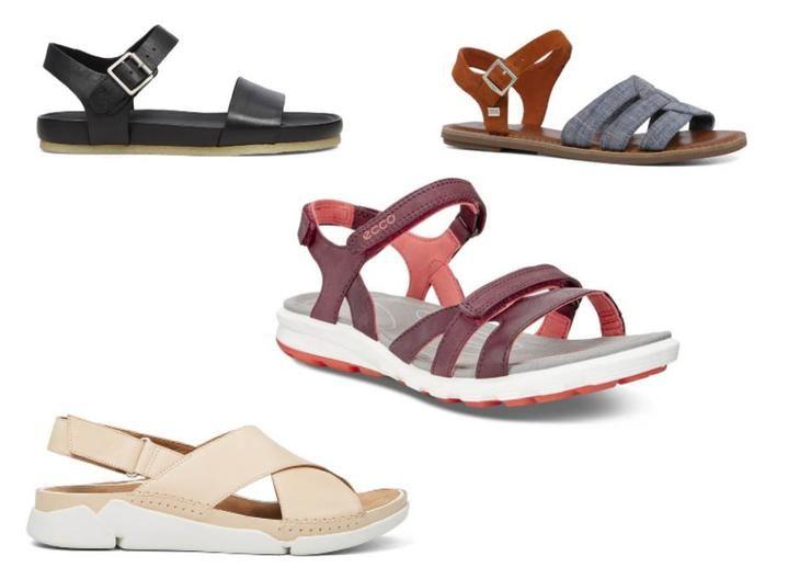 Удобная обувь для ходьбы