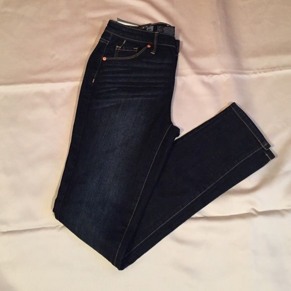 Mid-rise skinny jeans New jeans curvy hip Mossimo Supply Co Jeans Skinny