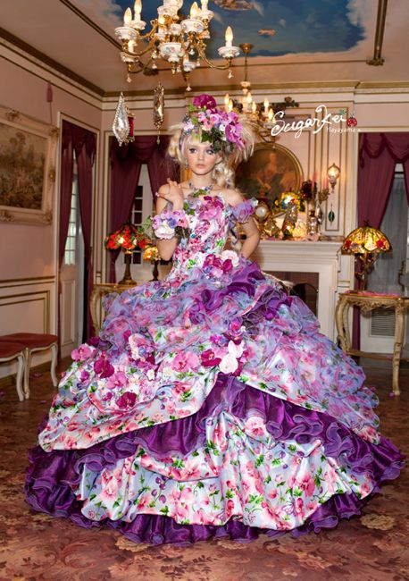 C5F-567|Sugar Kei|ブランド|オシャレでこだわり、個性的なウェディングドレス、カラードレス、タキシードレンタルならドレスショップブランシェ