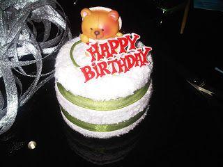 Fairy Handmade: Kue Ulang Tahun