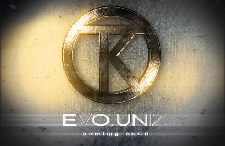 """Golden """"TK"""" Logo"""