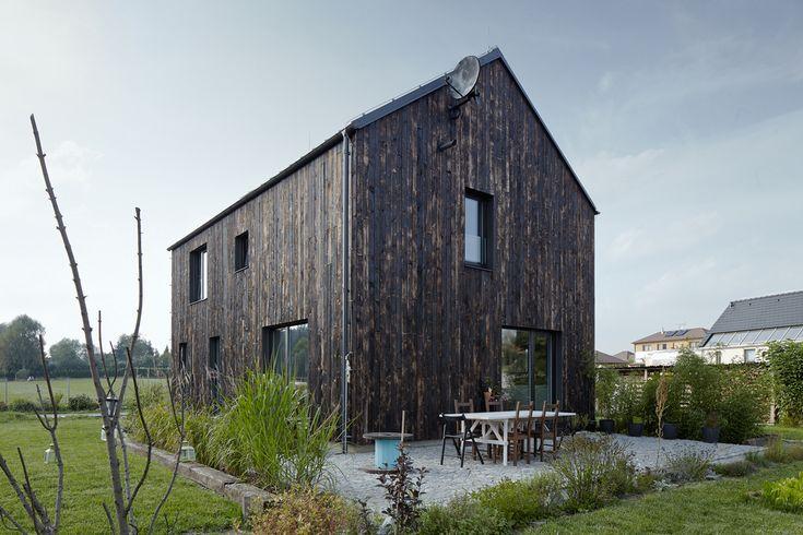 The Dox House / Mjolk architekti – nowoczesna STODOŁA | wnętrza & DESIGN | projekty DOMÓW | dom STODOŁA