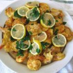 FOOD FOR WINE: Shrimp Francese