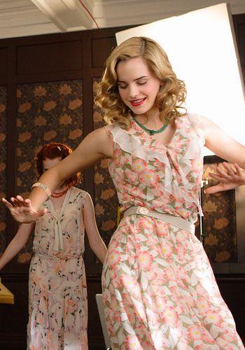 Emma Watson in 'Ballet Shoes'