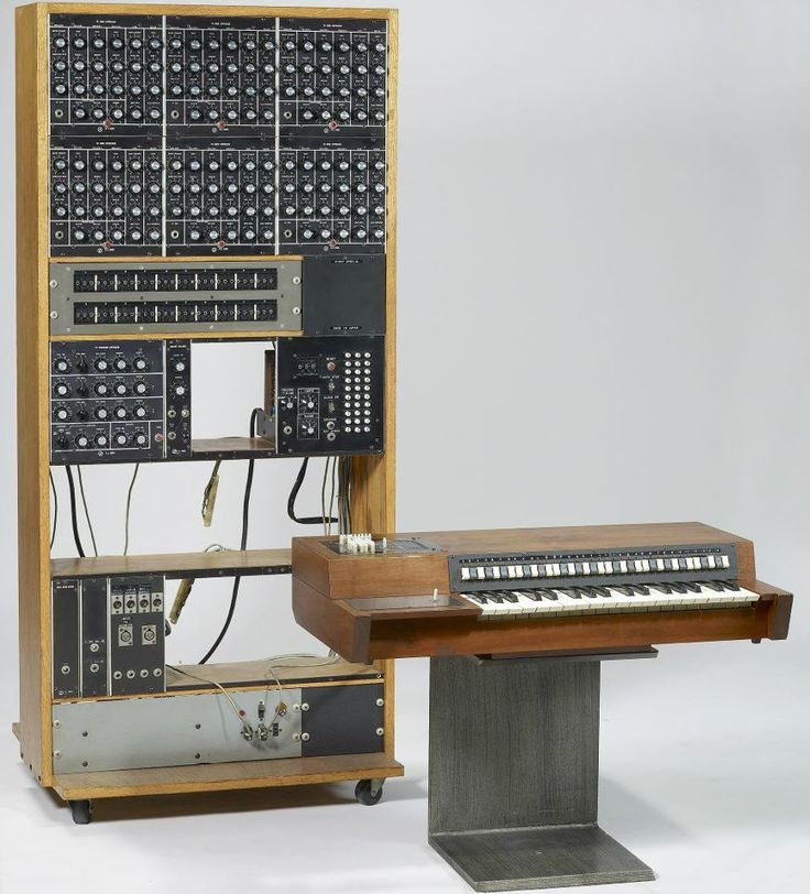 Only MOOG would make a drum machine this insane.