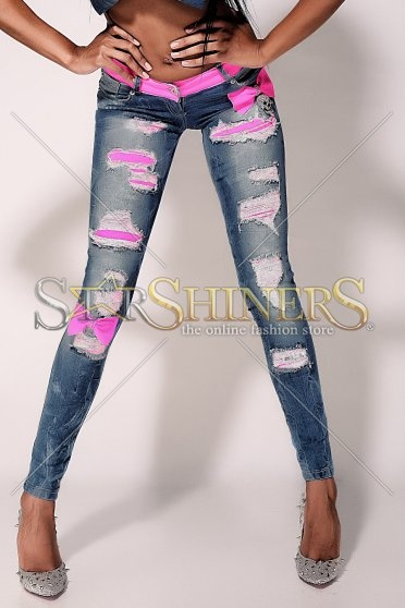 Jeans Ocassion Gorgeous Blue