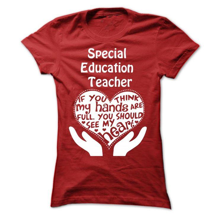 Special Education Teacher - Full Heart!!!!