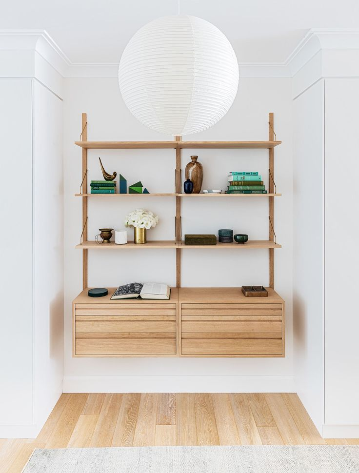 Entry from a contemporary Sydney home by interior designers Arent & Pyke. Photography: Felix Forest | Styling: Megan Morton