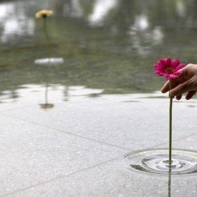 Ten projekt jest kwintesencją japońskiego designu. Jest prosty, piękny i przekazuje ogromną wrażliwość projektantów. Floating Ripple Vases zostały zaprojektowane przez Oodesign. http://www.sztuka-krajobrazu.pl/231/slajdy/design-w-ogrodzie-wazoniki-do-wody