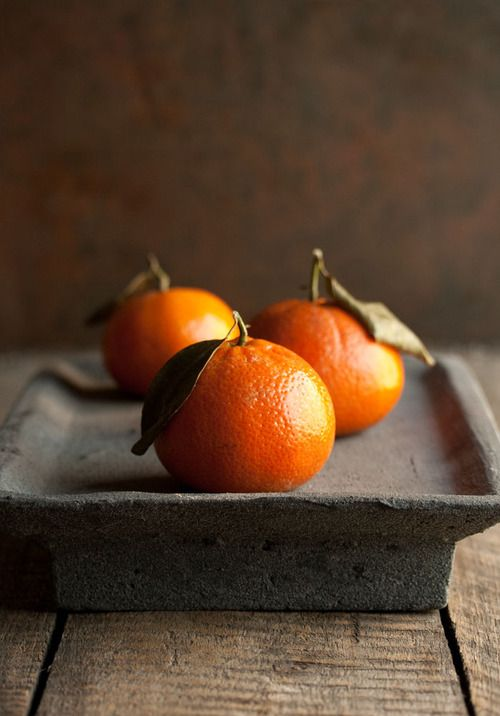 tangerines beautiful colors and tones