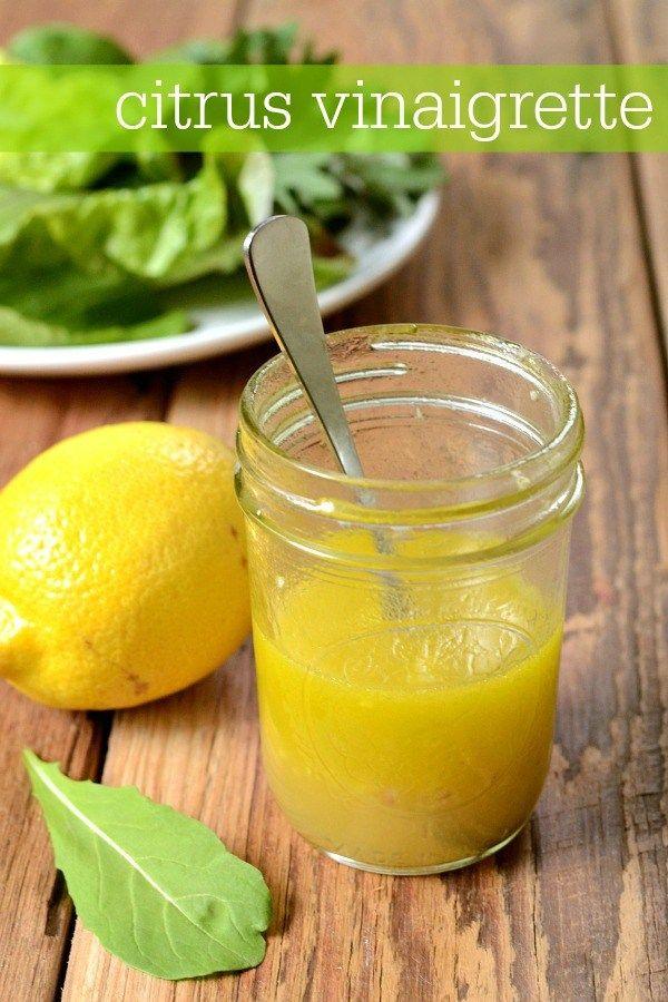 recipe: best lemon vinaigrette dressing [23]
