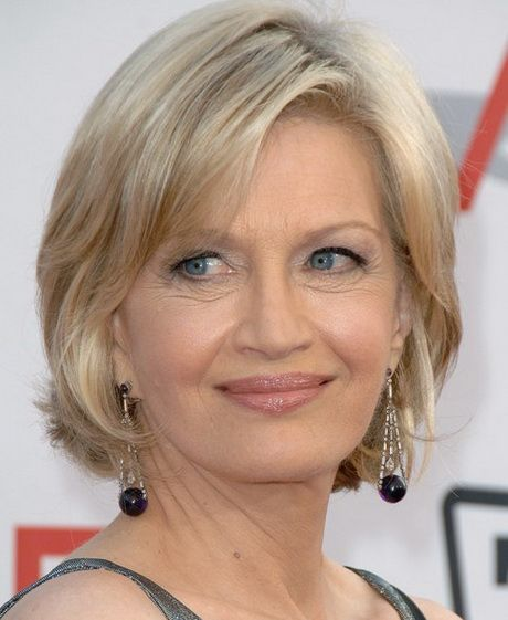 Short hairstyles for mature women over 60                              …                                                                                                                                                                                 More