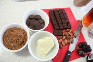 Update Basic Dark Raw Chocolate Recipe