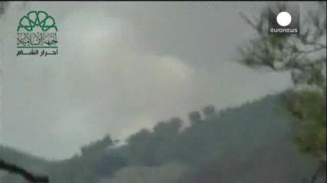 VIDEO: El ejército turco derriba un caza sirio - http://uptotheminutenews.net/2014/03/23/latin-america/video-el-ejercito-turco-derriba-un-caza-sirio/