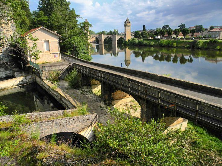 Pont Valentré, Cahors, Midi-Pyrénées
