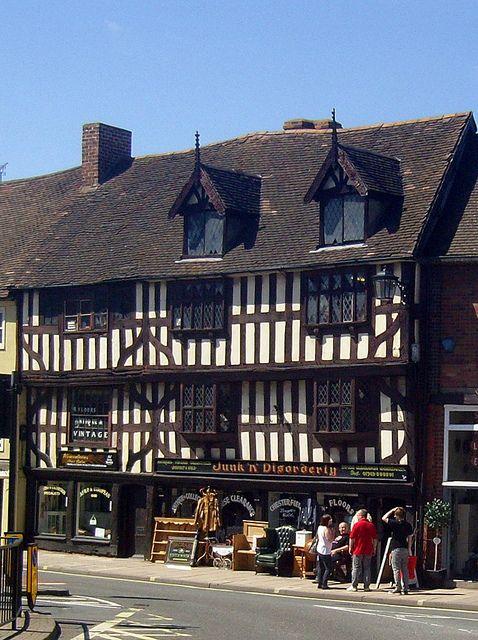 Junk and Disorderly, Shrewsbury | Flickr - Photo Sharing!