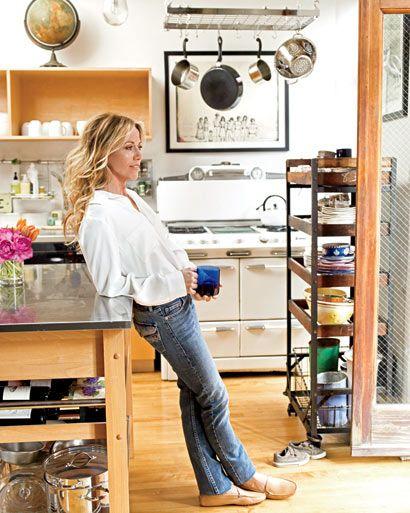 Sheryl Crow Shows Off Her Cozy New York Loft