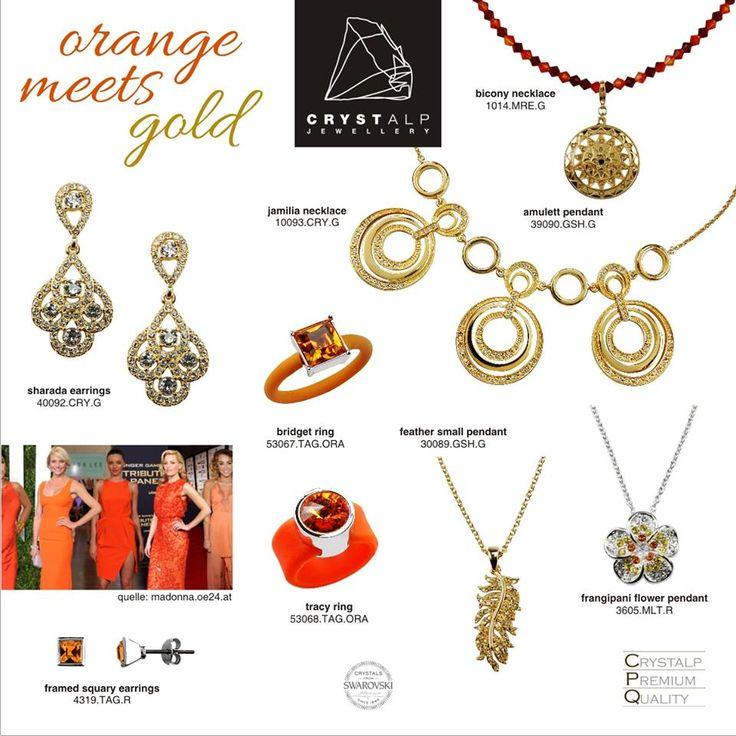 CRYSTALP Orange Meets Gold