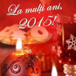 Iti trimit cele mai frumoase ganduri si calde urari de fericire, sanatate, belsug si impliniri. La multi ani, 2015!  http://ofelicitare.ro/felicitari-de-anul-nou/la-multi-ani-2015-770.html