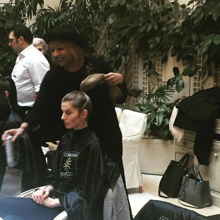 Compagnia della Bellezza: #fashionweekberlin2017