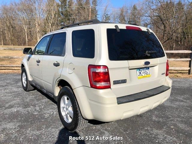 2008 Ford Escape Xlt 4wd V6 4 Speed Automatic For Sale In Wind Gap