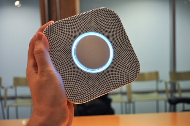 Nest Protect Home Detector