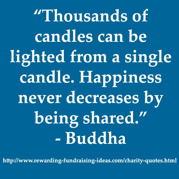 33 best images about Charity & Fundraising Quotes on Pinterest