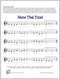 Image result for music symbols matching printable