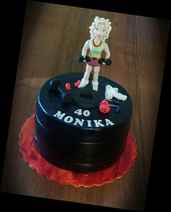 Forty Monika fitnes