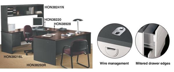 HON 38000 Series Desks