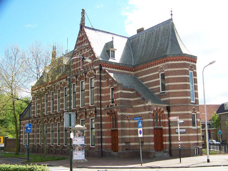 Post- en Telegraafkantoor in Assen | Monument - Rijksmonumenten.nl