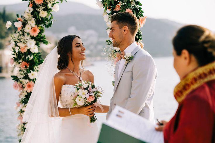 A Turkish destination wedding: Hollie and Tom's Kalkan escape